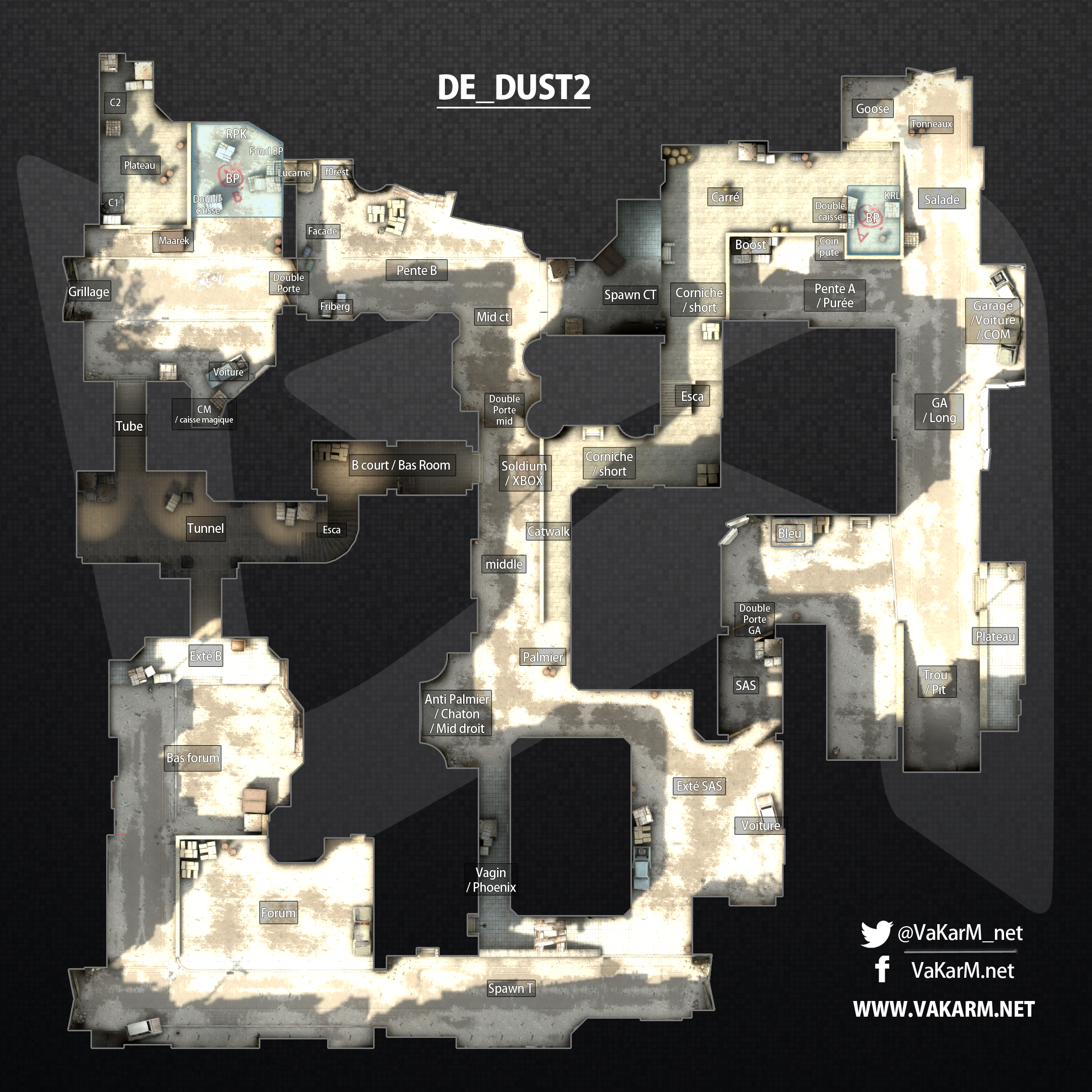 connaitre les positions sur les maps Overview_csgo_dust2